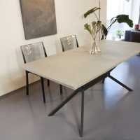Stůl s podnoží X. - Forgood & Artforest